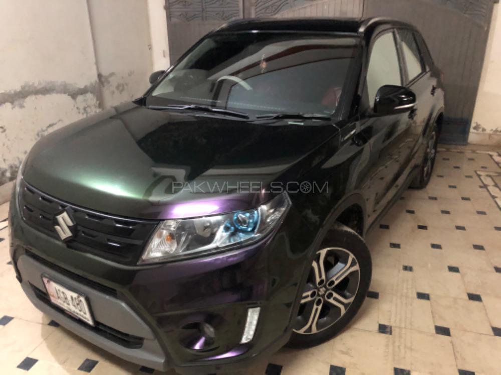 Suzuki Vitara - 2018  Image-1