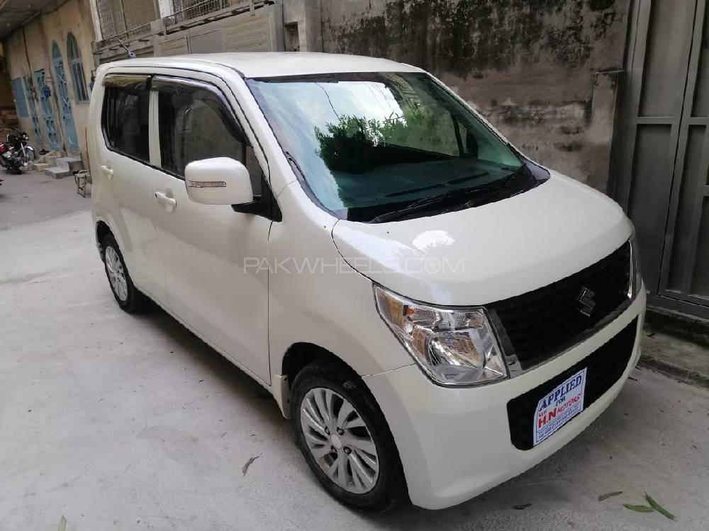 Suzuki Wagon R FX Limited 2016 Image-1