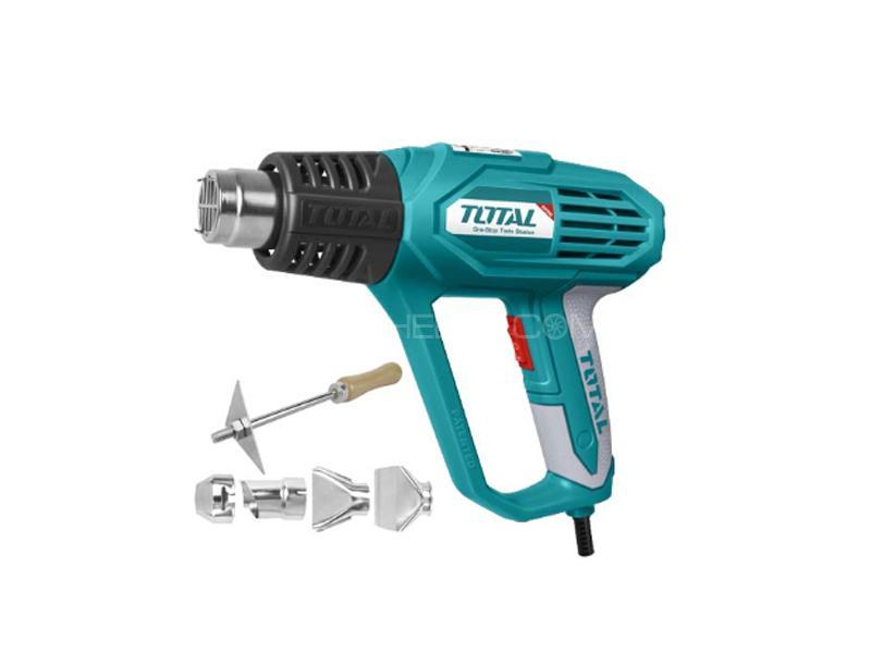 Total Electric Heat Gun 2000w Image-1
