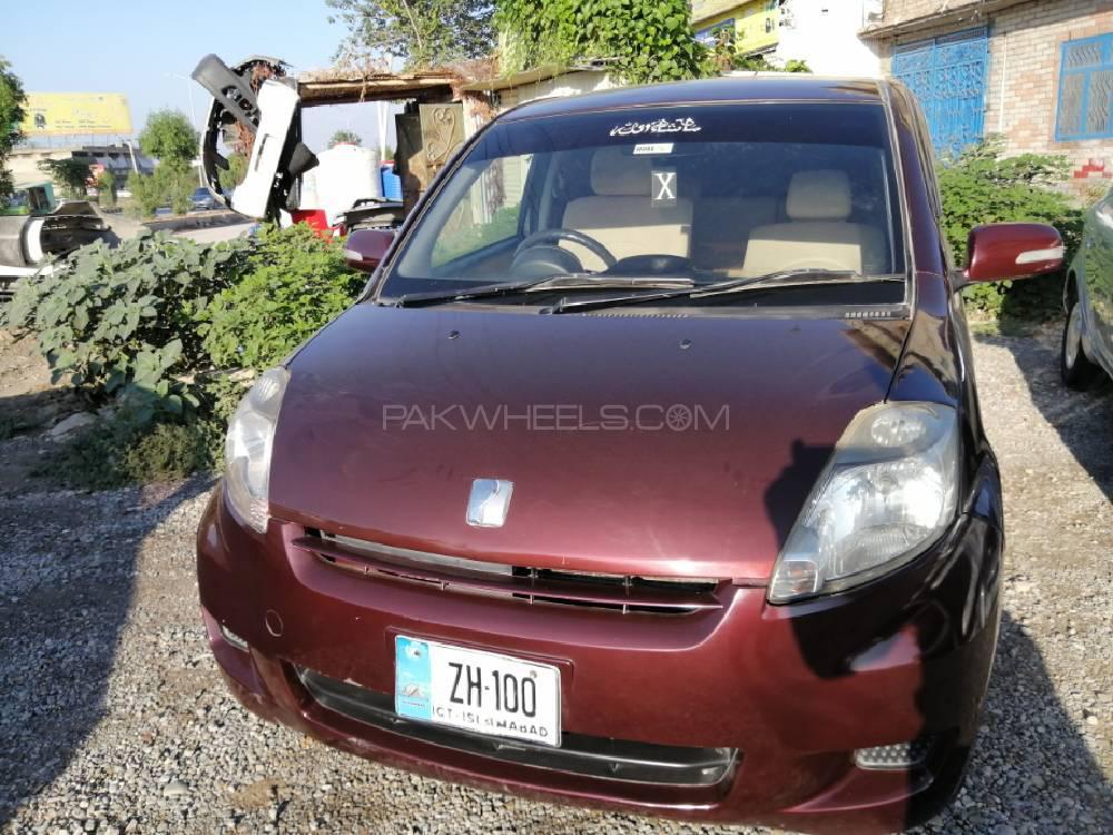 Toyota Passo X 1.3 2007 Image-1