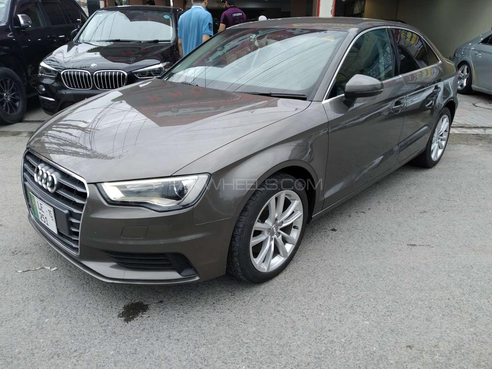 Audi A3 1.8 TFSI 2014 Image-1
