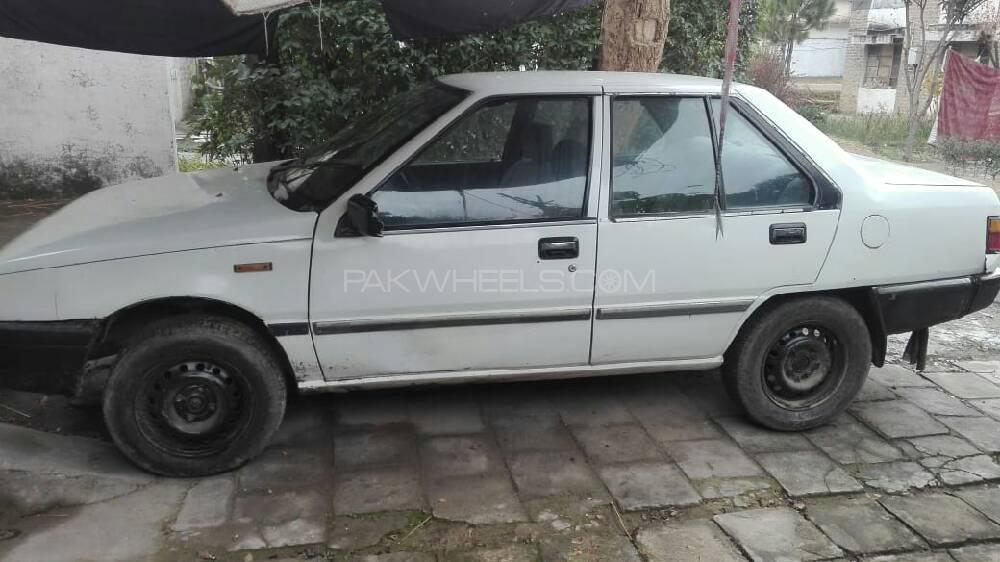 Mitsubishi Lancer 1985 Image-1