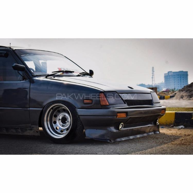 Suzuki Khyber - 1993  Image-1