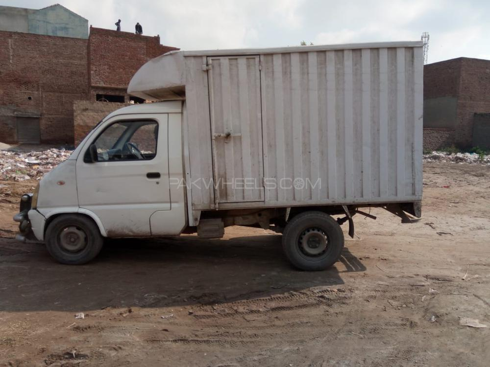 FAW Carrier Flatbed 2015 Image-1