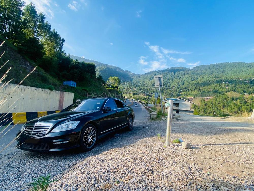 Mercedes Benz S Class S500 2006 Image-1