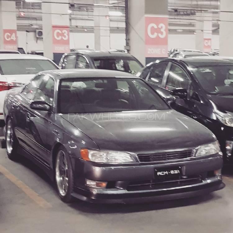 Toyota Mark II - 1995  Image-1