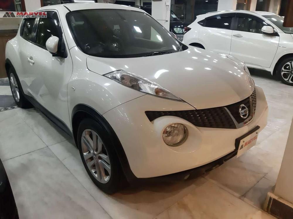 Nissan Juke 15RS 2013 Image-1