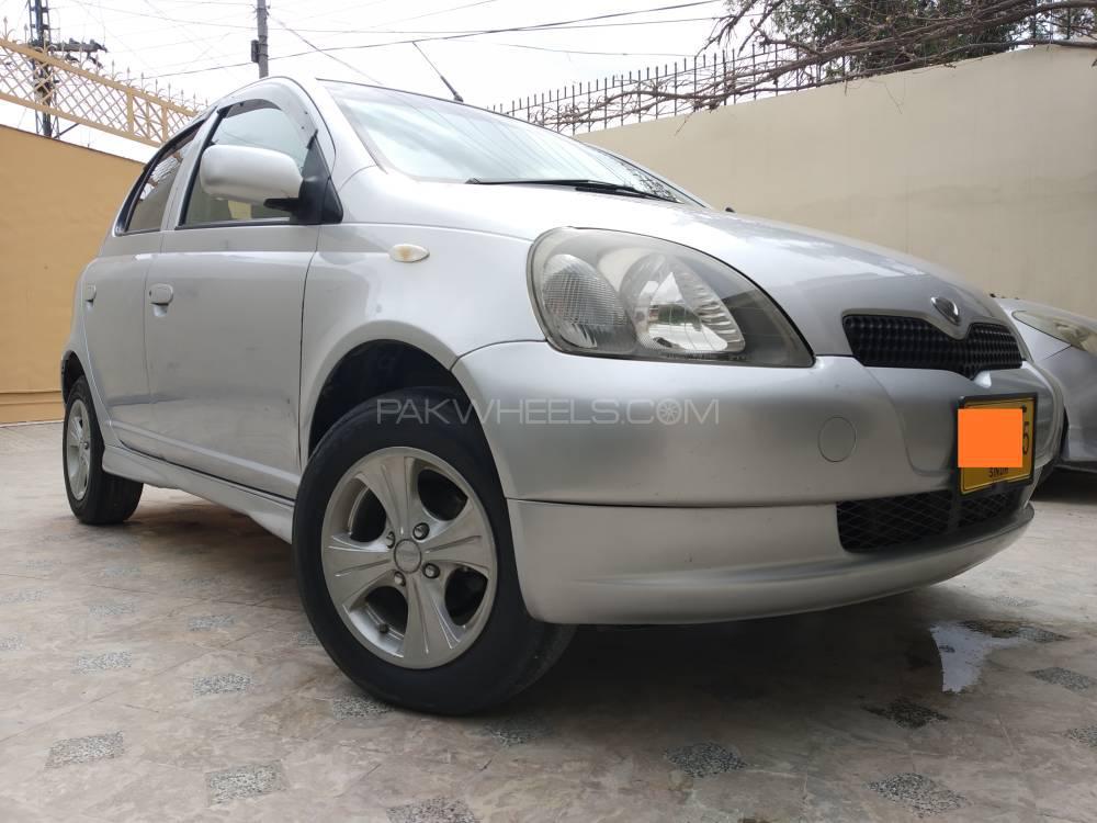 Toyota Vitz RS 1.3 1999 Image-1