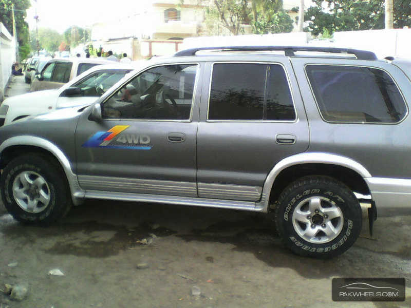 kia sportage 2 0 lx 4x4 2004 for sale in karachi pakwheels. Black Bedroom Furniture Sets. Home Design Ideas