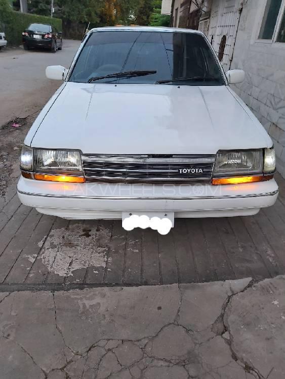 Toyota Corona EX Saloon 1987 Image-1