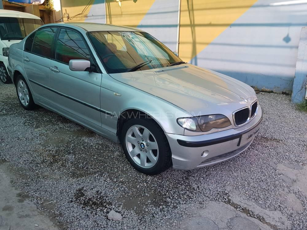 BMW / بی ایم ڈبلیو 3 سیریز 320d 2002 Image-1