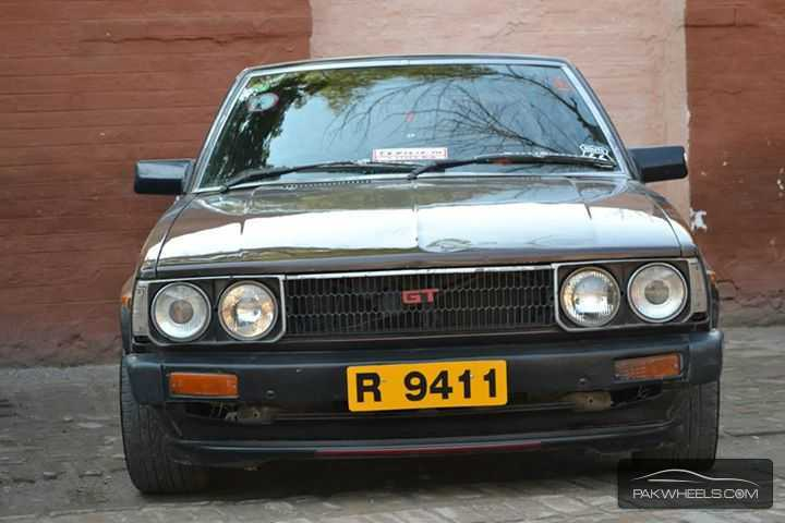 used toyota corolla 1980 car for sale in peshawar 829323 pakwheels. Black Bedroom Furniture Sets. Home Design Ideas