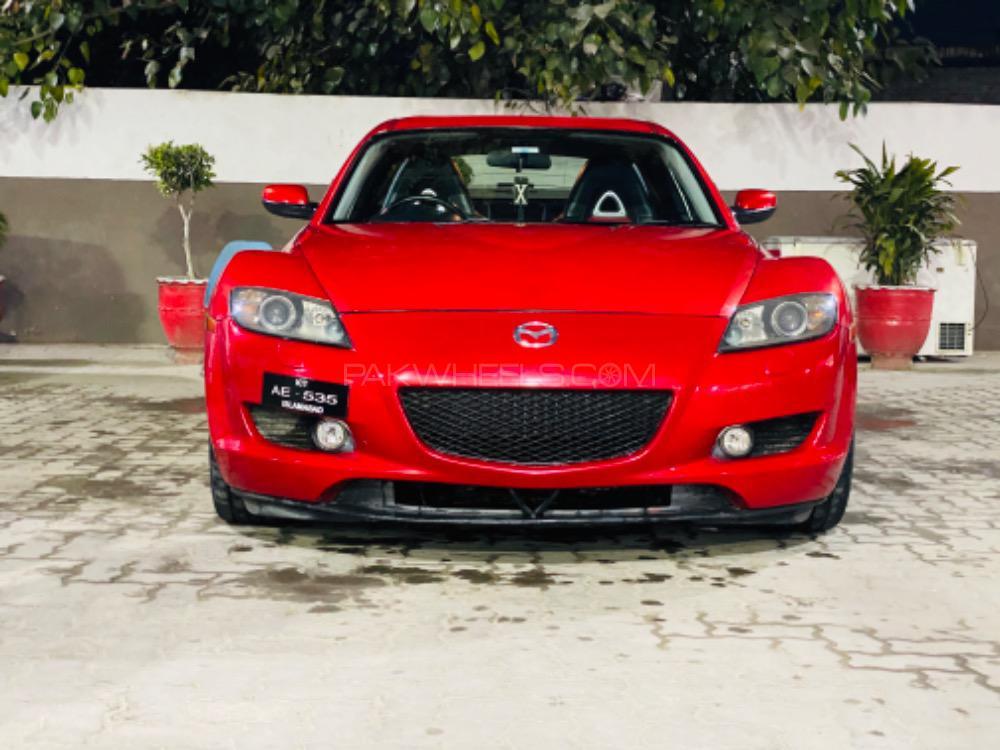 Mazda RX8 - 2008  Image-1