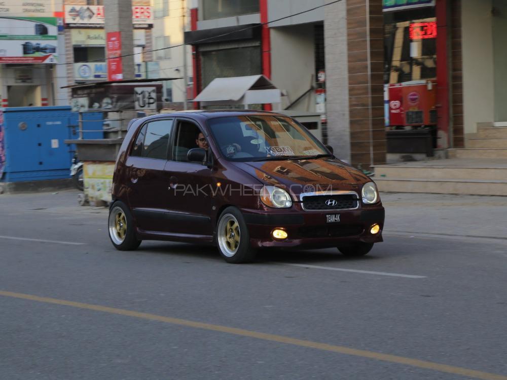 Hyundai Santro - 2007  Image-1
