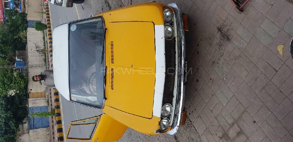 Mazda 1300 1965 Image-1
