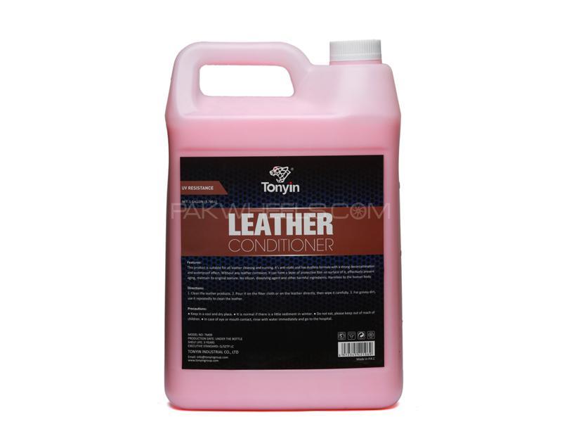 Tonyin Car Care Leather Condition Gallon 3.785L in Lahore
