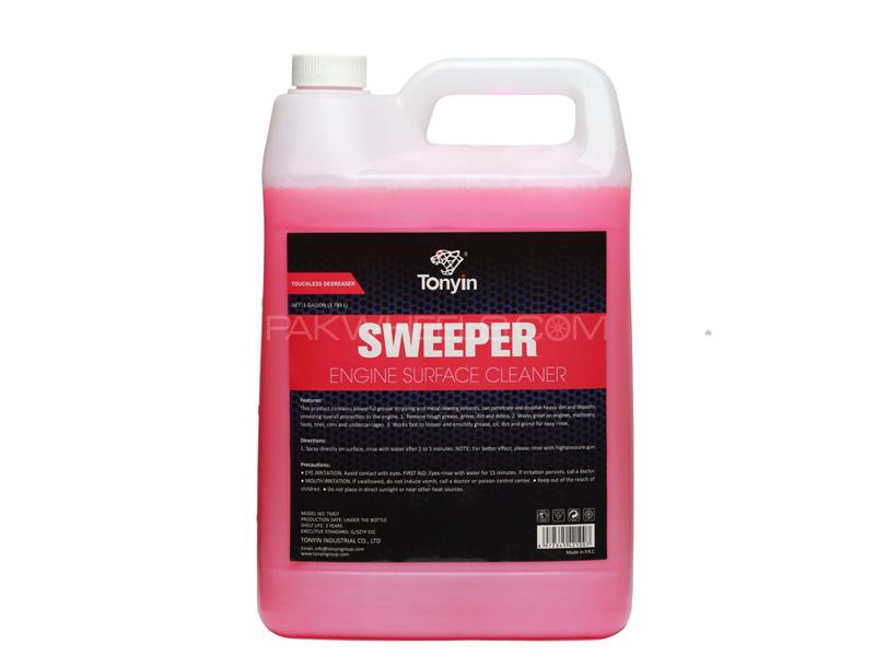 Tonyin Car Care Sweeper Engine Surface Cleaner 3.785L Image-1
