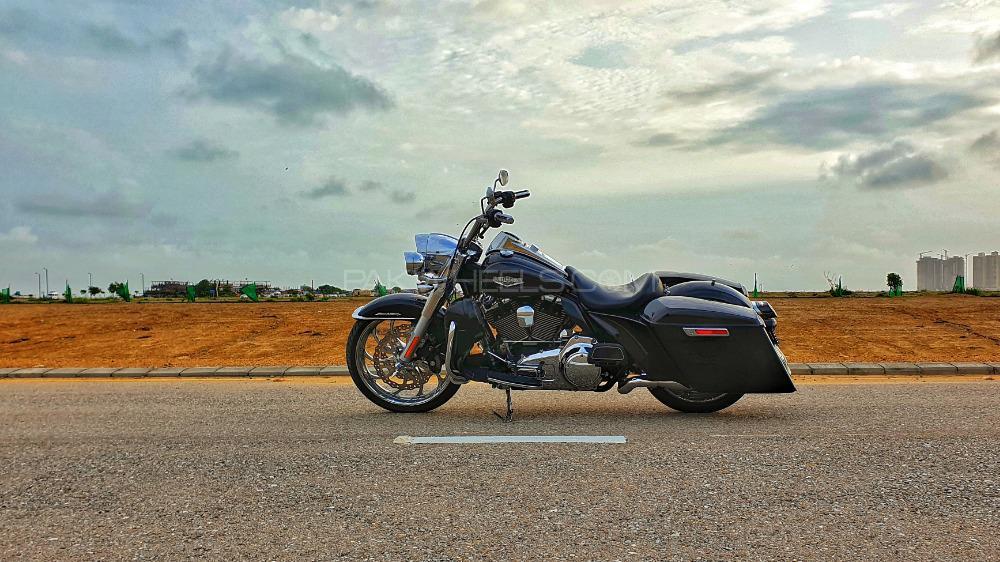 Used Harley Davidson Road King 2015 Bike for sale in ...