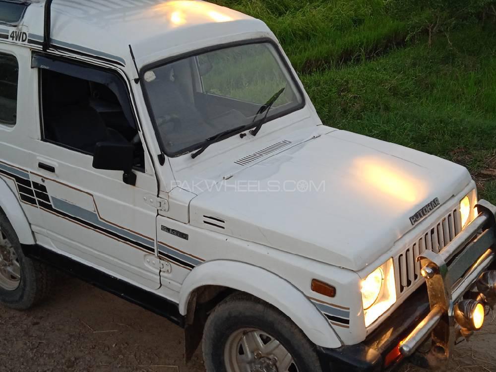 Suzuki Potohar Basegrade 1991 Image-1