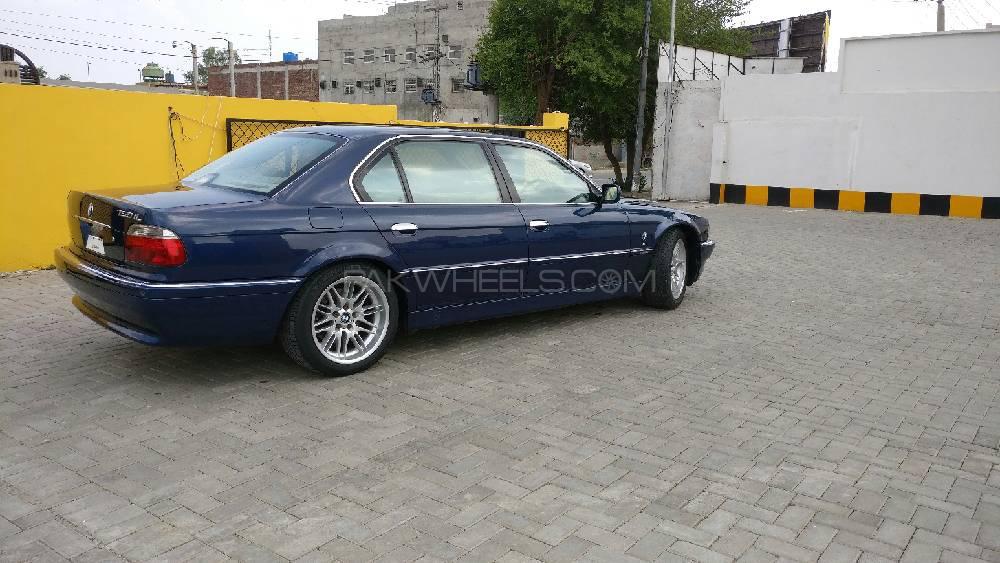 BMW 7 Series - 1996  Image-1