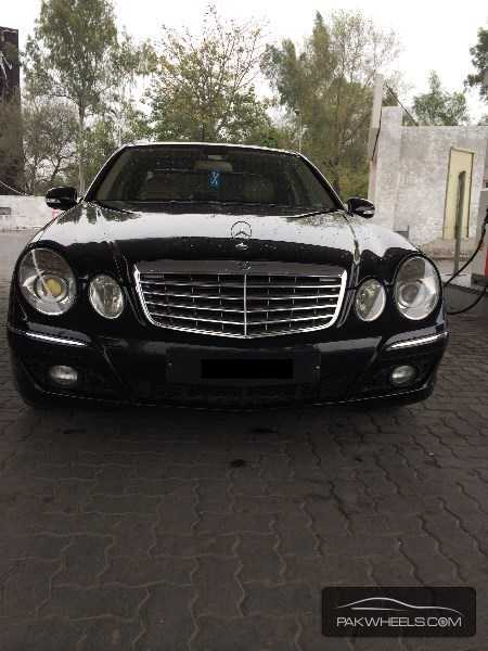 Mercedes Benz E Class E200 2006 For Sale In Lahore Pakwheels
