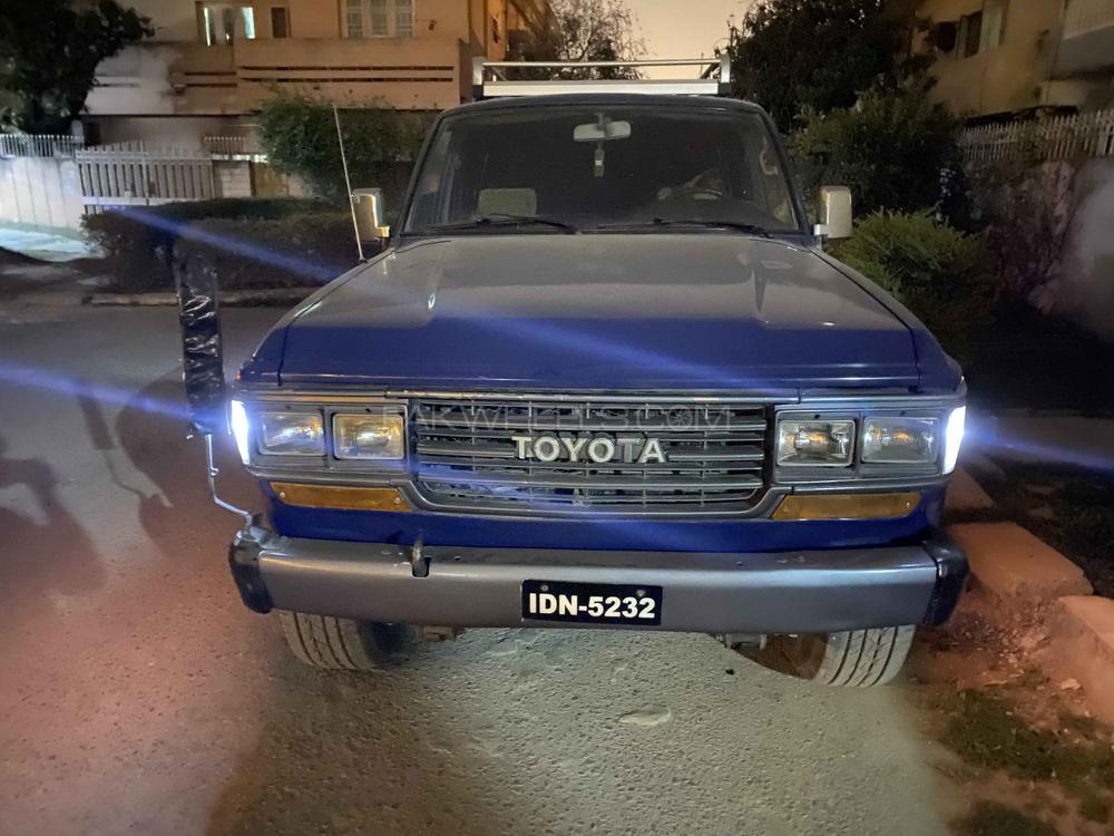 Toyota Land Cruiser - 1988 shah Image-1