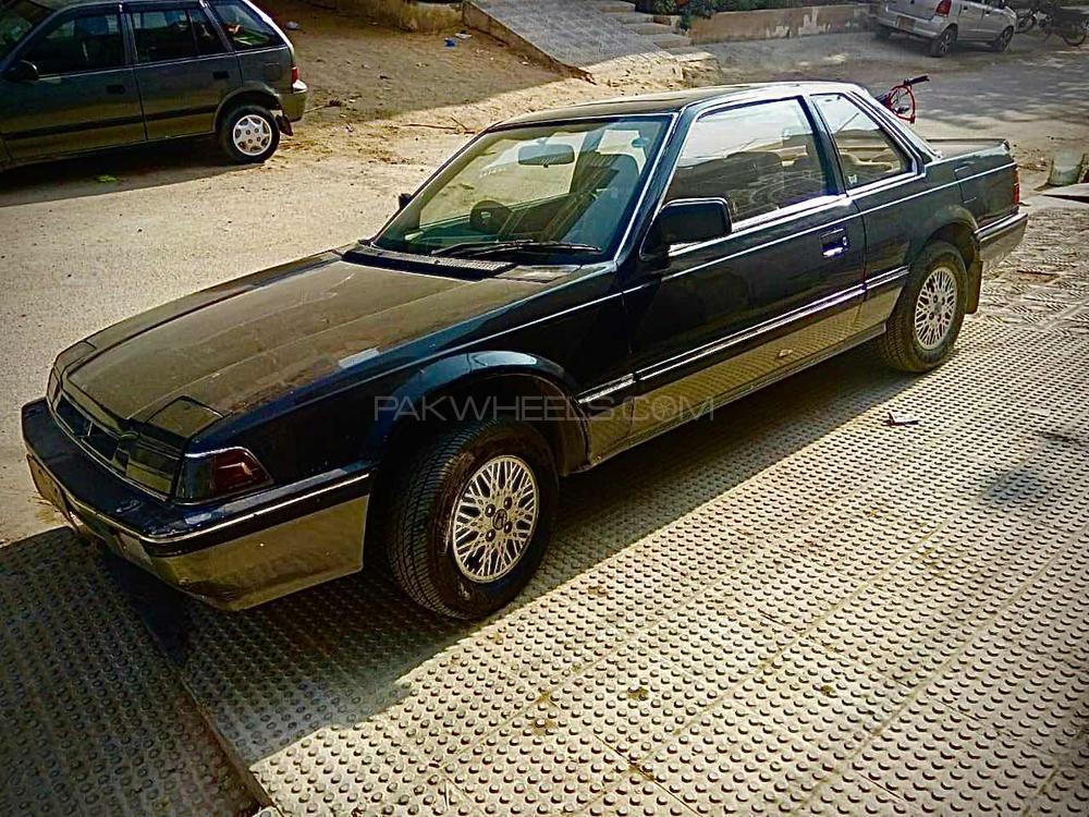 Honda Prelude - 1986  Image-1