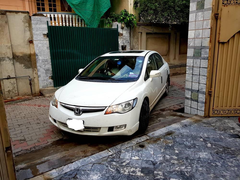 Honda Civic - 2007 honda civic Image-1