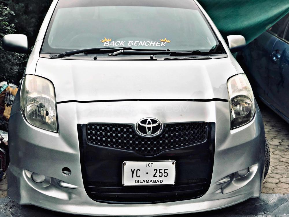 Toyota Yaris - 2007 Back bencher Image-1