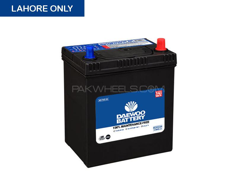 DL-50 Daewoo Maintenance Free Battery 38 Amp in Lahore