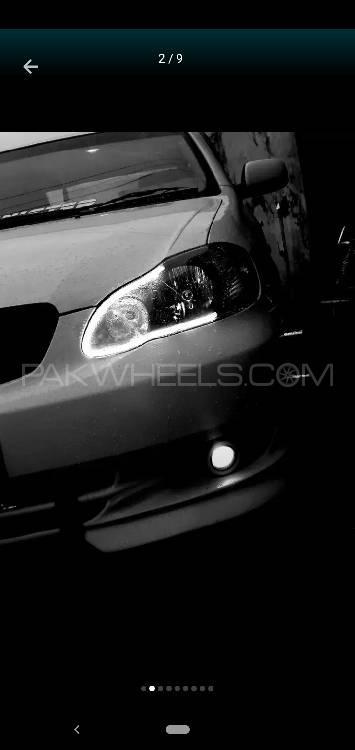 Toyota Corolla - 2008 zohaib rai Image-1