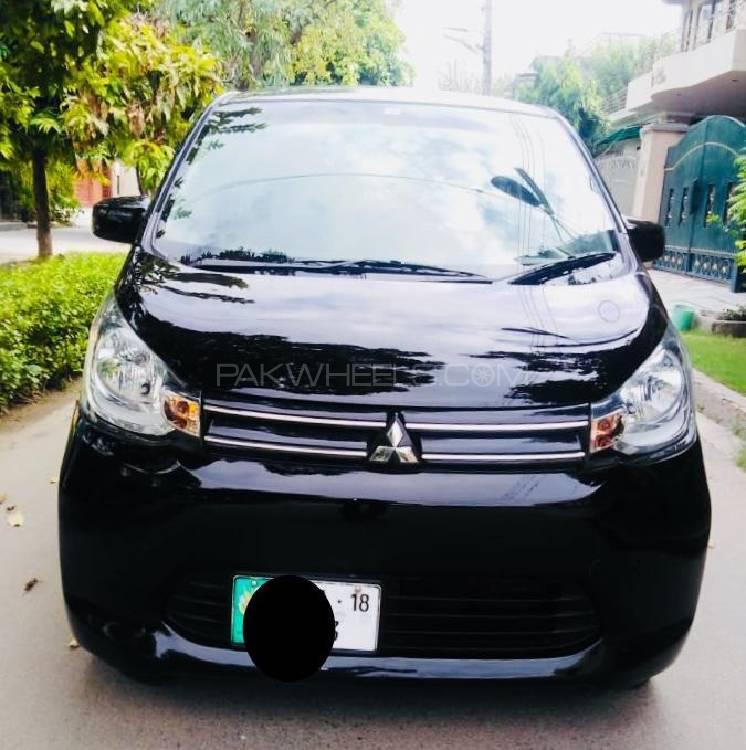 Mitsubishi Ek Wagon E e-Assist 2014 Image-1