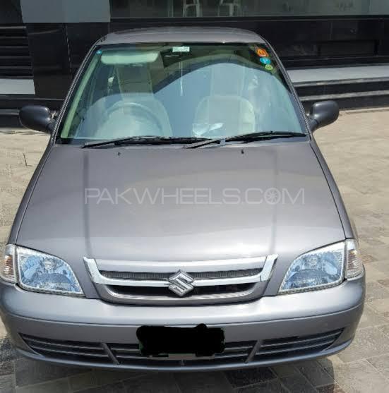 Suzuki Cultus VXLi 2012 Image-1