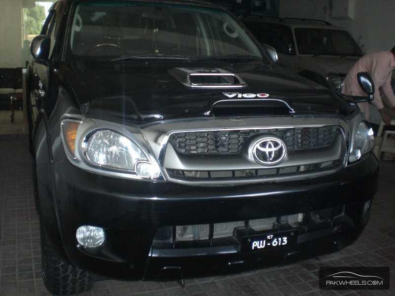 Toyota Hilux Vigo Champ G 2007 Image-1