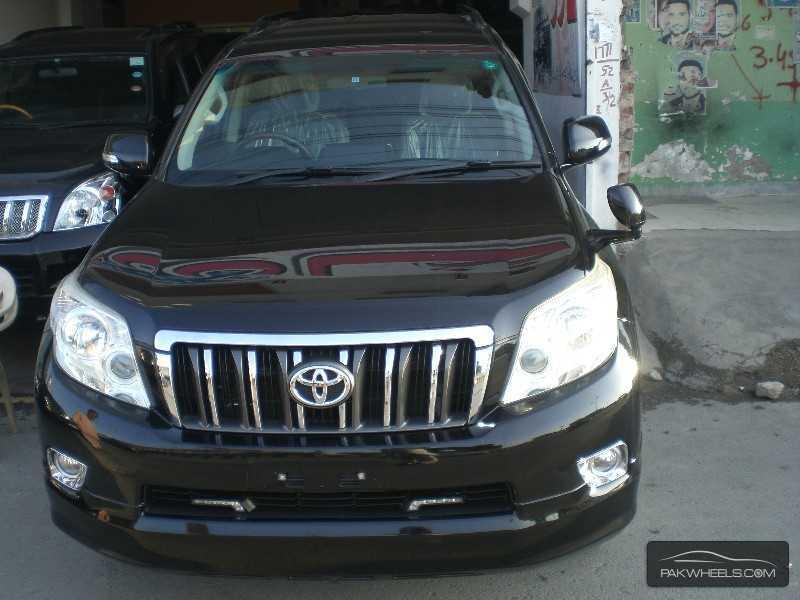 Toyota Prado TX Limited 2.7 2009 Image-2