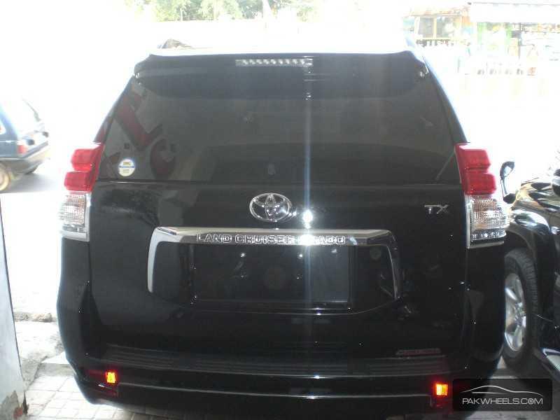Toyota Prado TX Limited 2.7 2009 Image-5