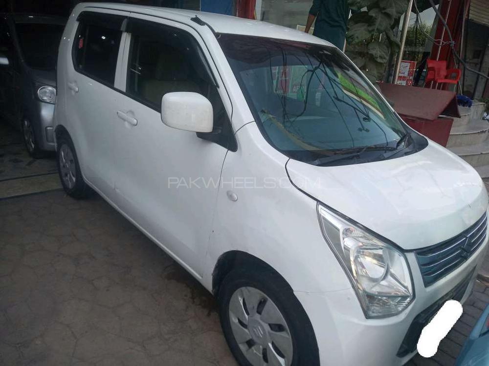 Suzuki Wagon R FA 2013 Image-1