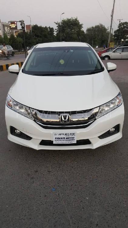 Honda Grace Hybrid EX 2017 Image-1