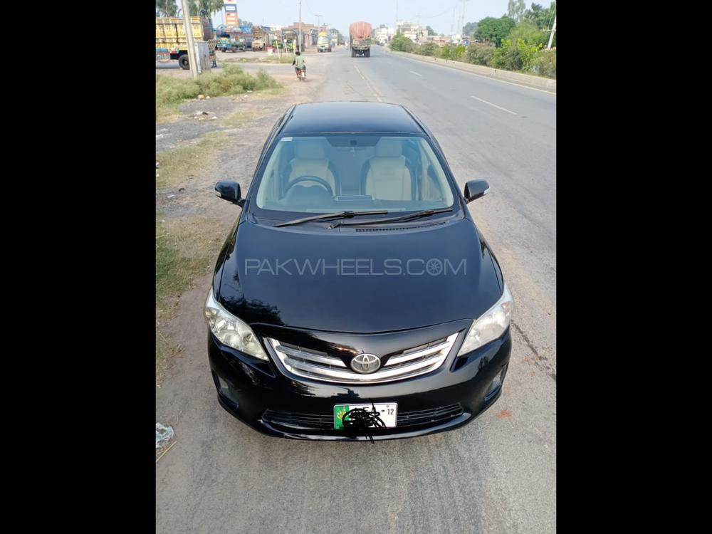 Toyota Corolla XLi VVTi 2012 Image-1