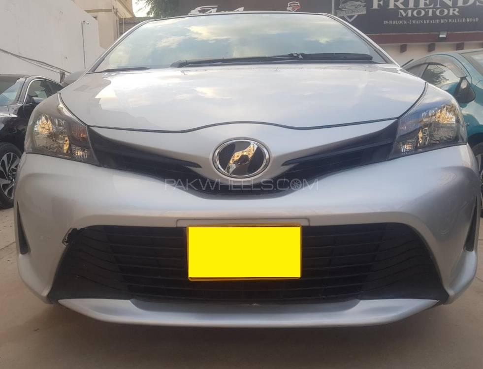 Toyota Vitz F M Package 1.0 2015 Image-1