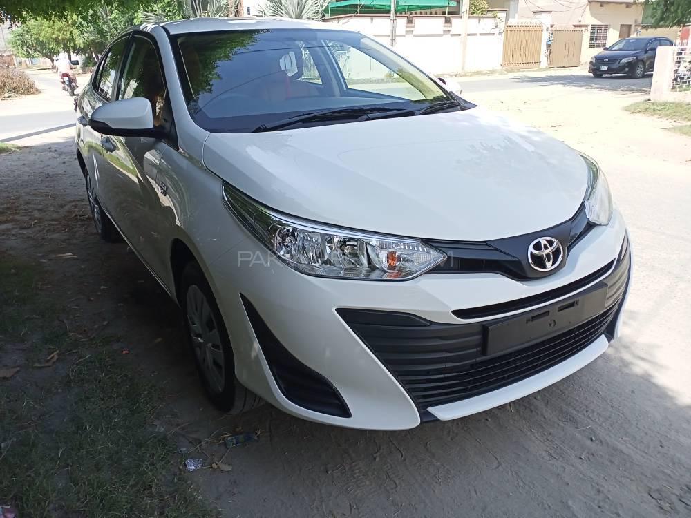 Toyota Corolla GLi 1.3 2020 Image-1