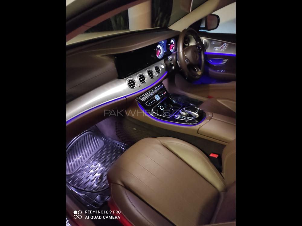 Mercedes Benz E Class E200 Exclusive 2017 Image-1
