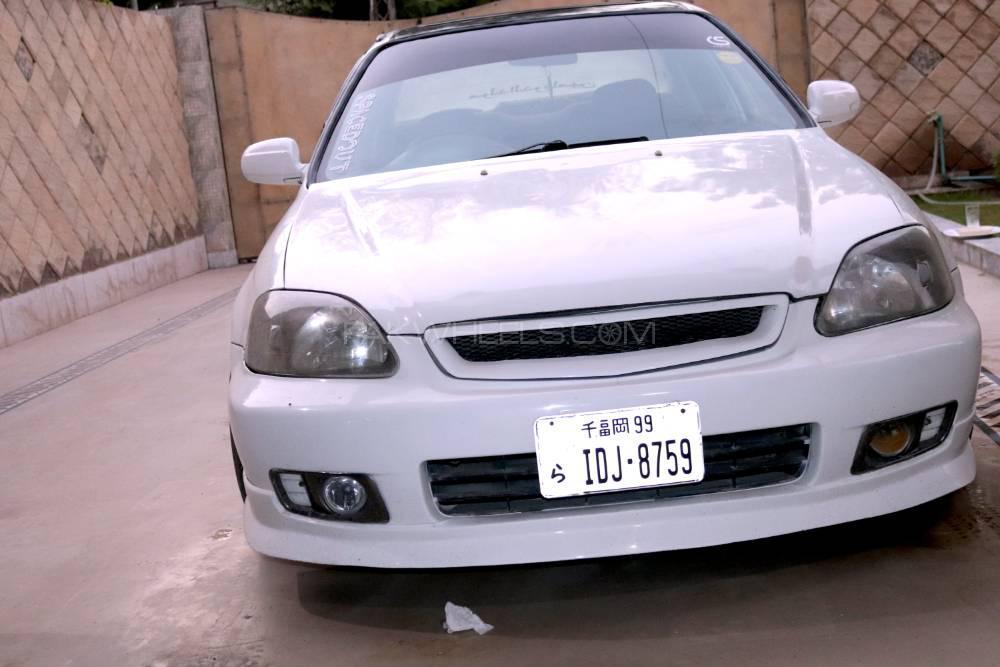 Honda Civic VTi Oriel 1.6 1999 Image-1