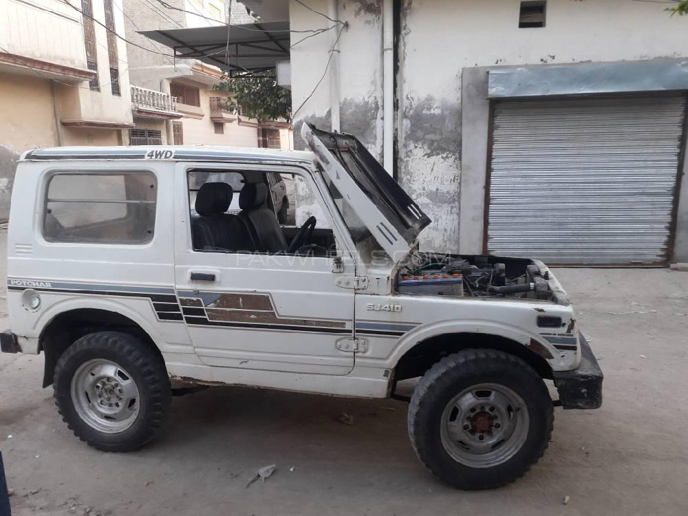 Jeep CJ 5 1985 Image-1