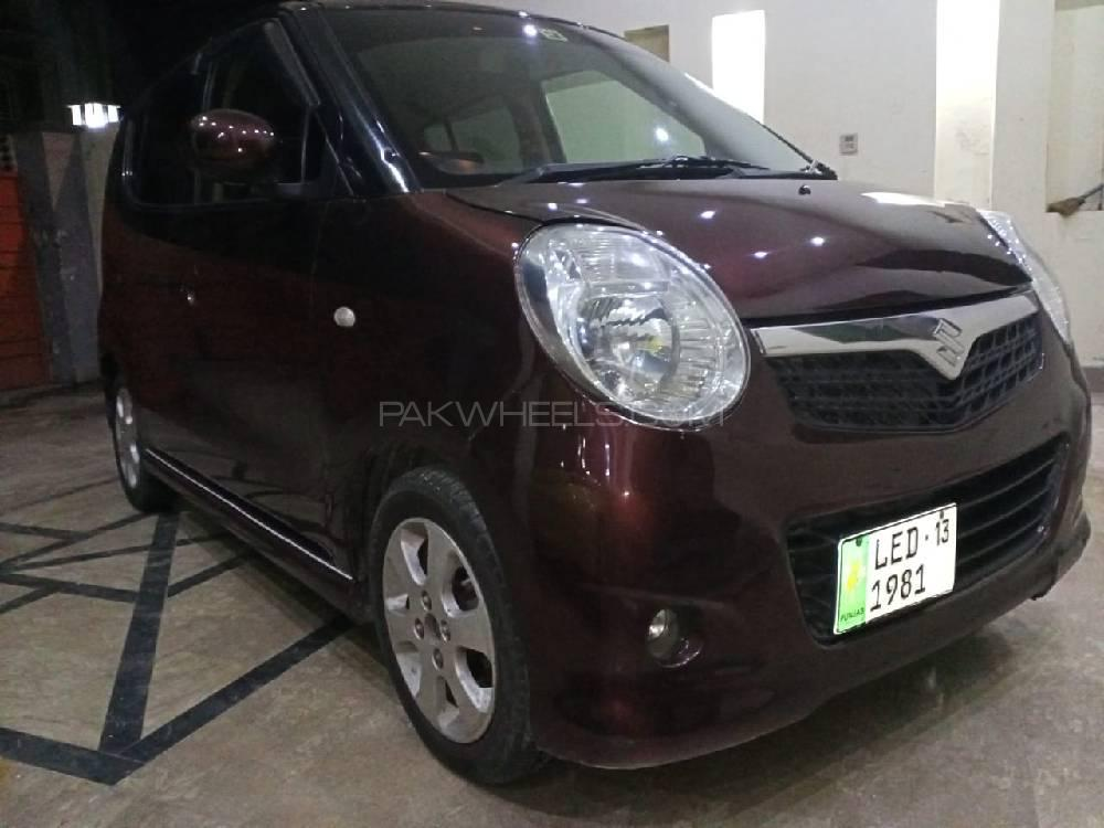Suzuki MR Wagon 10TH ANNIVERSARY LIMITED 2013 Image-1