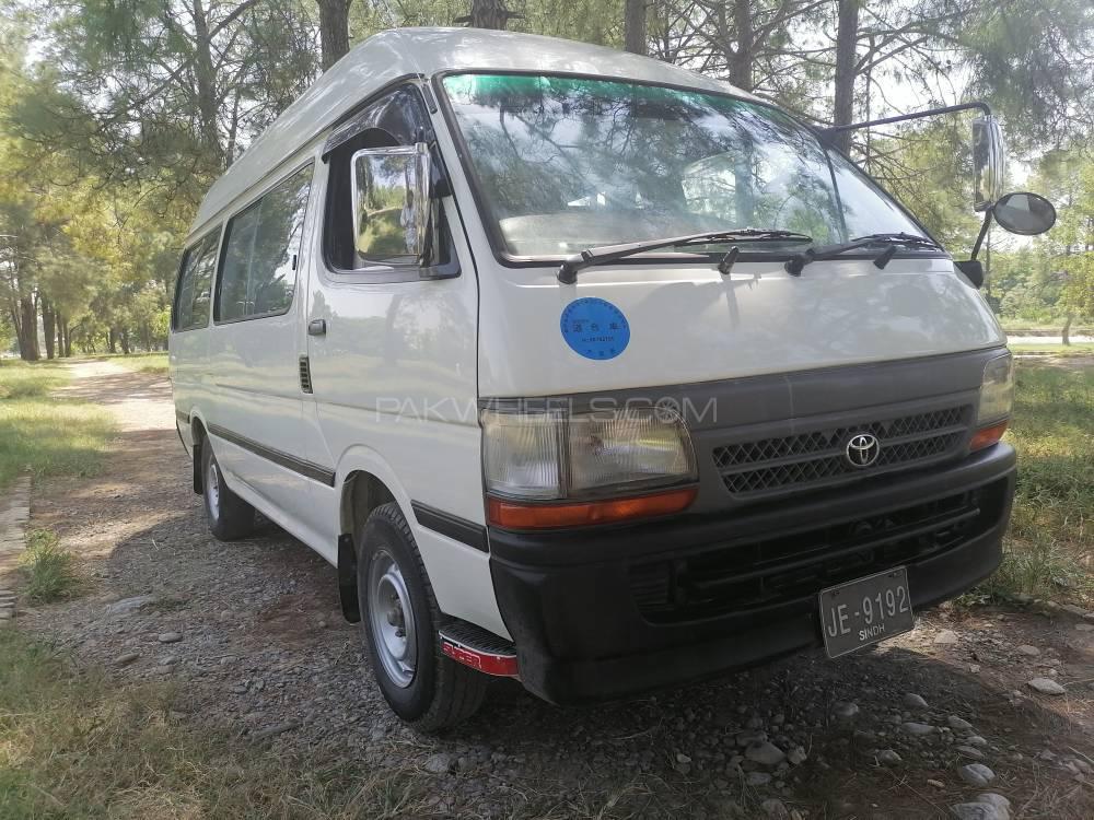 Toyota Hiace High Roof Tourer 1993 Image-1