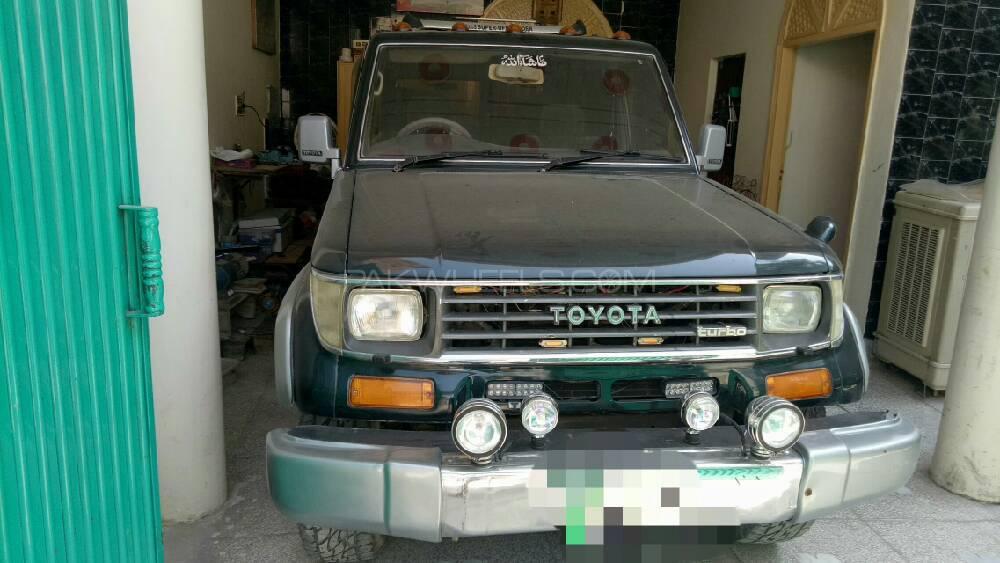 Toyota Prado TZ 3.0D 1991 Image-1