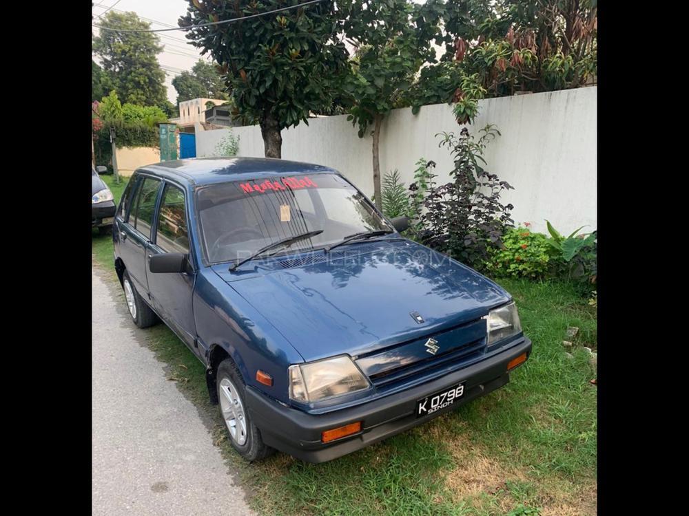 Suzuki Khyber Limited Edition 1988 Image-1