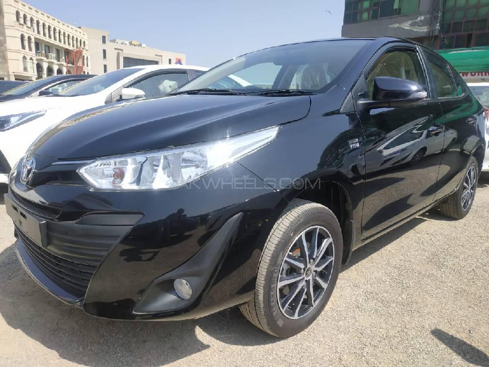 Toyota Yaris ATIV X CVT 1.5 2021 Image-1