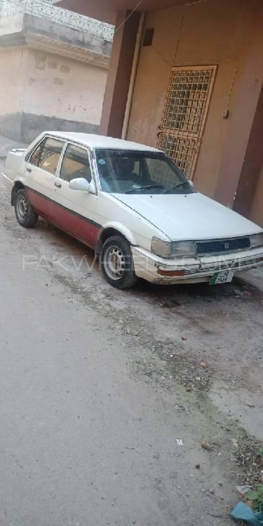 Toyota Corolla 1986 Image-1